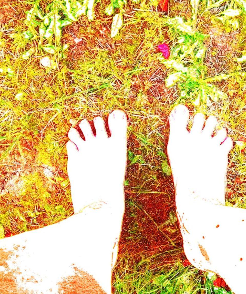 Barefoot-Caneva