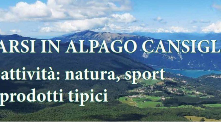 Agosto Alpago Cansiglio